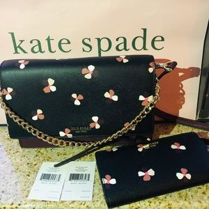 🧞‍♂️ Kate Spade SET crossbody bag and wallet